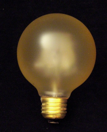 Period Correct Reproduction Frosted Bulbs Now Available for purchase!